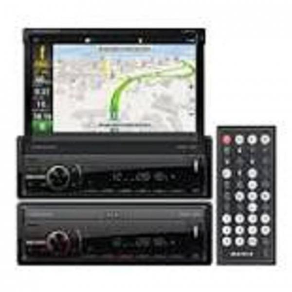 Автомагнитола GPS SDMN-7060 Bl/Multi (Navitel map) MP5 ресивер, SHUTTLE