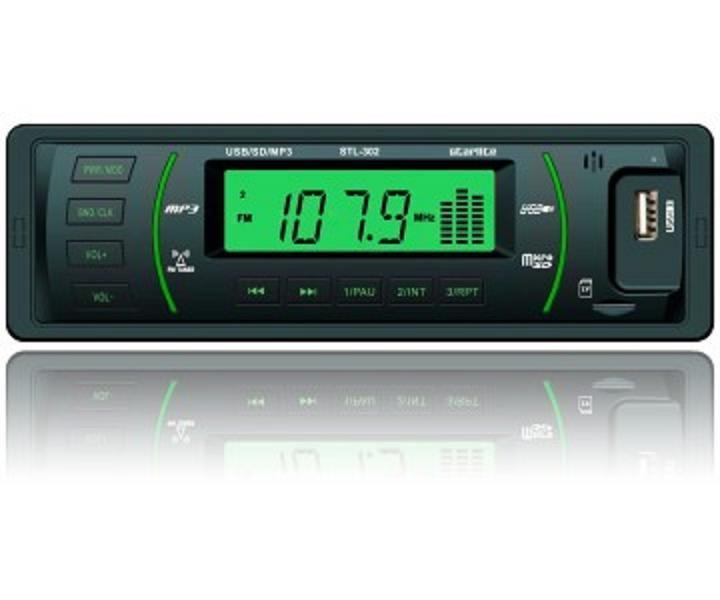 Автомагнитола STL-302 USB/SD ресивер, STARLITE