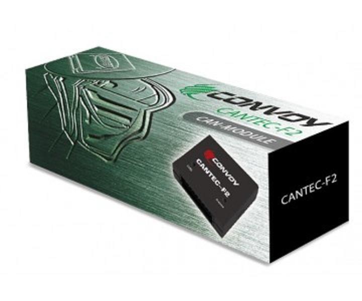 CAN модуль CANTEC-F2