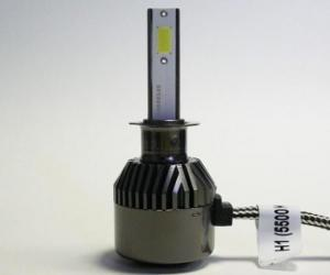 Фото  LED H1 лампа автомобильная, ST Premium  (5500K)  STARLITE