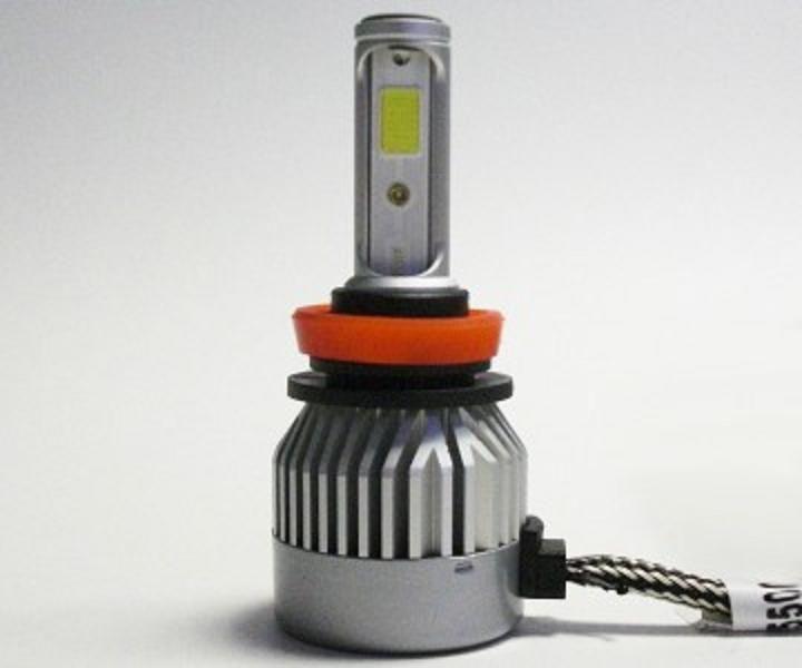 LED H11 лампа автомобильная ST (5500K), STARLITE