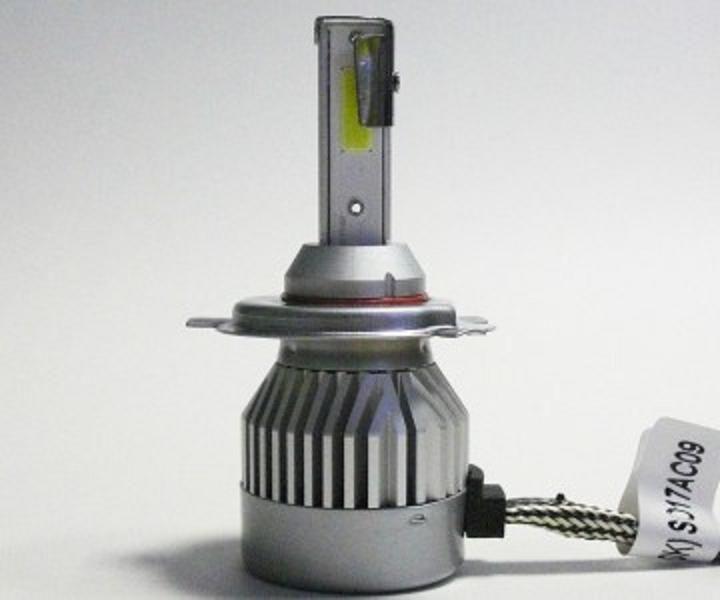 LED H4 лампа автомобильная STHi/Low (5500K), STARLITE