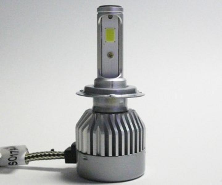 LED H7 автомобильная лампа ST (5500K), STARLITE