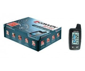 Автосигналихзация MP-80D LCD диалоговый код, CONVOY