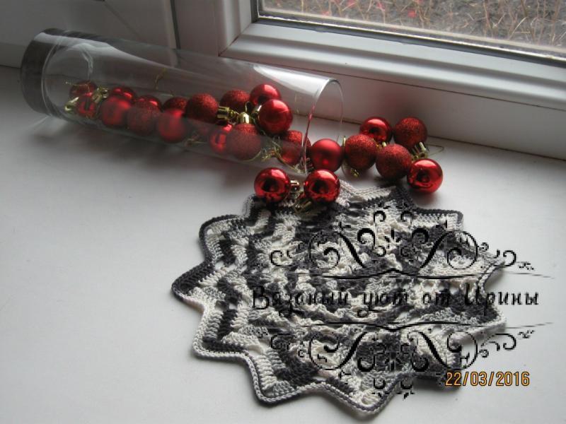 Фото Салфетки и прочие мелочи для уюта в доме Салфетки