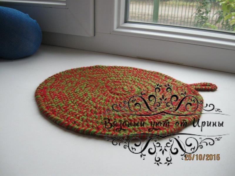 Фото Салфетки и прочие мелочи для уюта в доме Прихватки, подставки под горячее