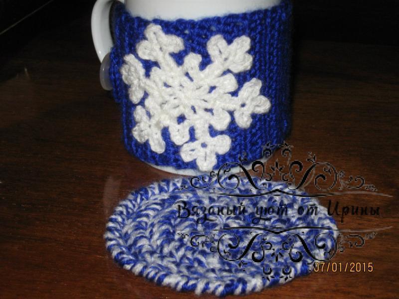 Фото Салфетки и прочие мелочи для уюта в доме Чехлы на посуду
