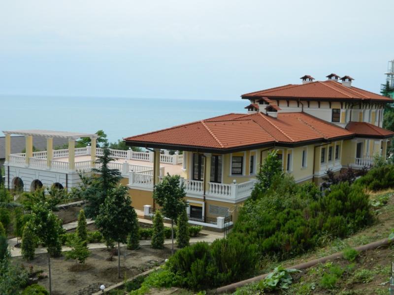 Посуточная аренда виллы в Ливадии