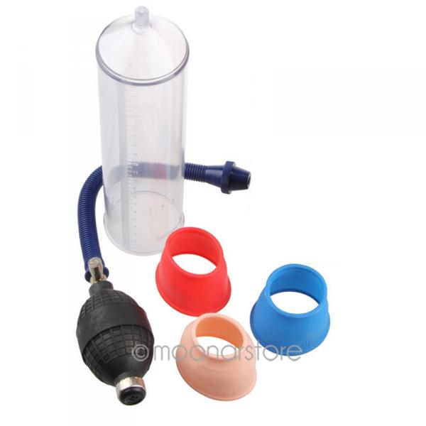 Вакуумний збільшувач пеніса (помпа, екстендер)