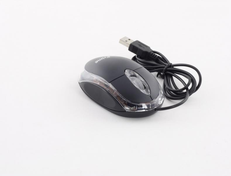 Мышь Frime FM-001 Black USB