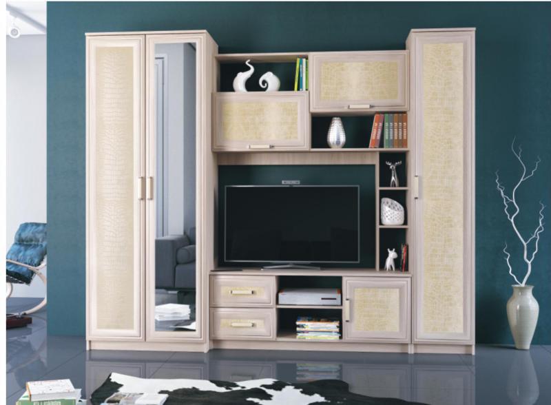 Фото Стенки и мебель для гостиной  Шкаф многоцелевого назначения