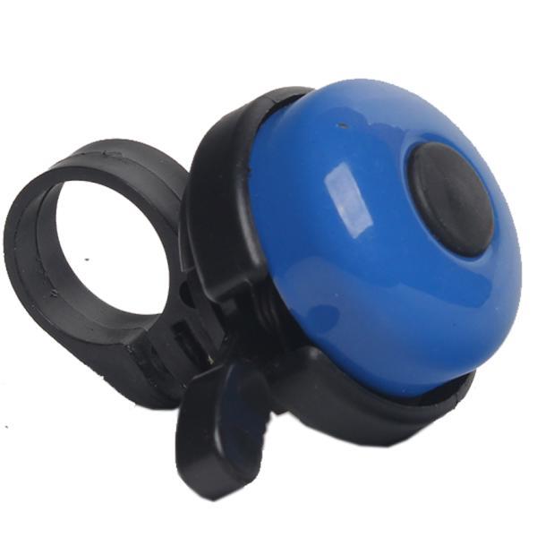 Звонок для велосипеда Bicycle Gear, синего цвета