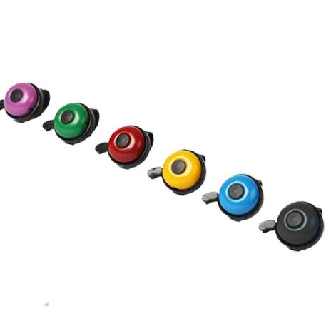 Звонок для велосипеда Bicycle Gear, черного цвета