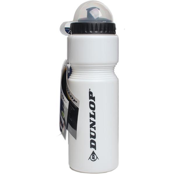 Бутылка для воды белая Dunlop, 750 мл
