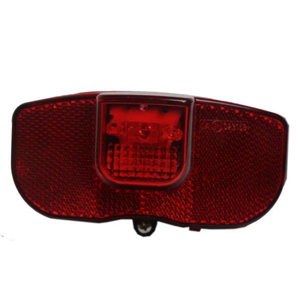 Велосипедный задний LED - фонарь