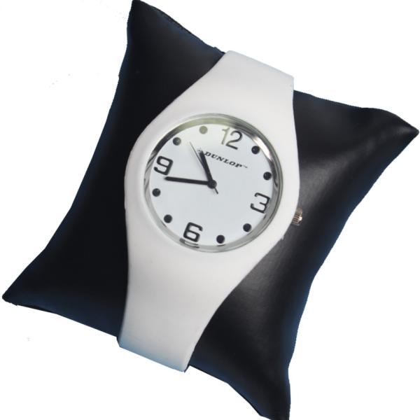 Женские силиконовые часы Dunlop