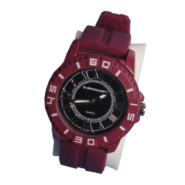 Современные часы Dunlop, унисекс