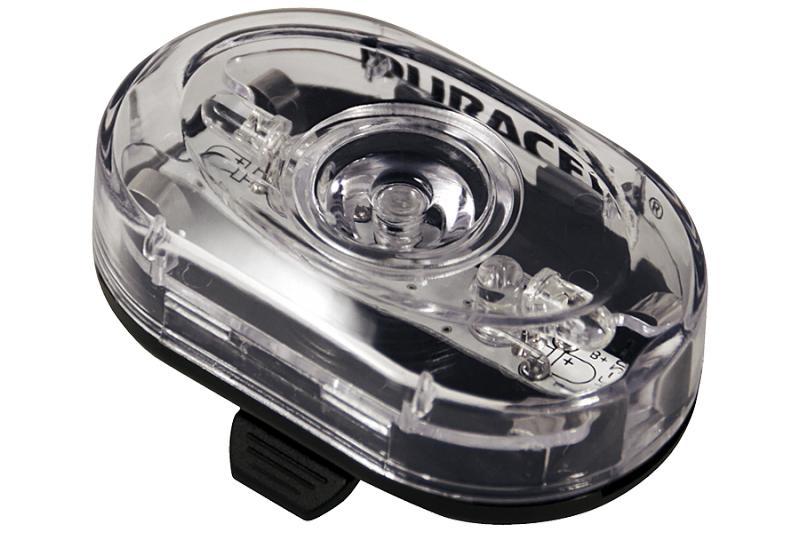 Велосипедная передняя LED - фара Duracell - 5 светодиодов