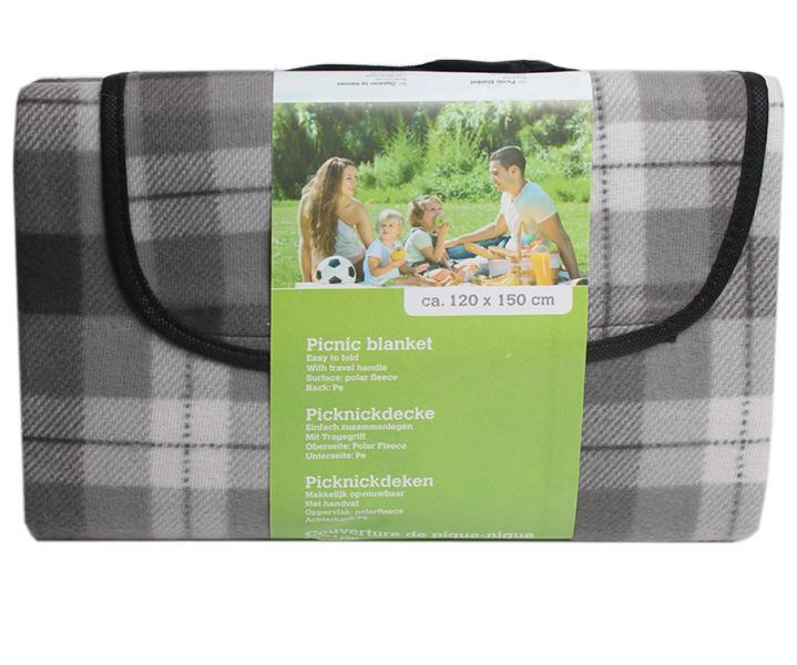 Коврик для пикника водонепромокаемый, 120х150 см