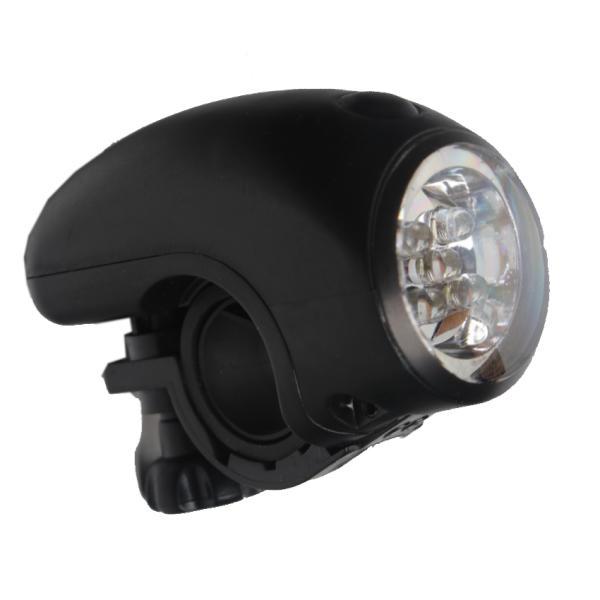 Велосипедная передняя LED - фара Lifetime, 5 светодиодов