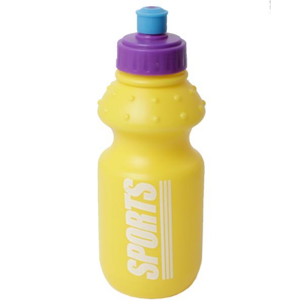 Бутылка для воды, желтая, 355 мл