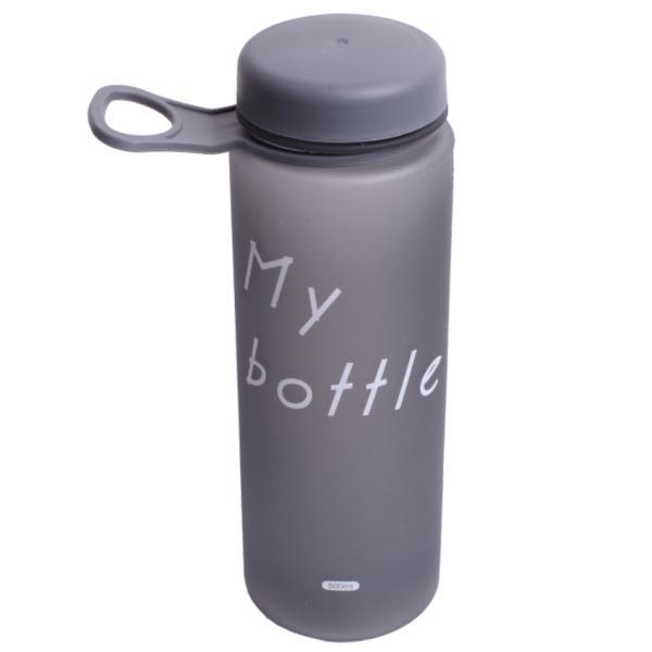 """Бутылка для воды """"My bottle"""" , 4 цвета, 500 мл"""