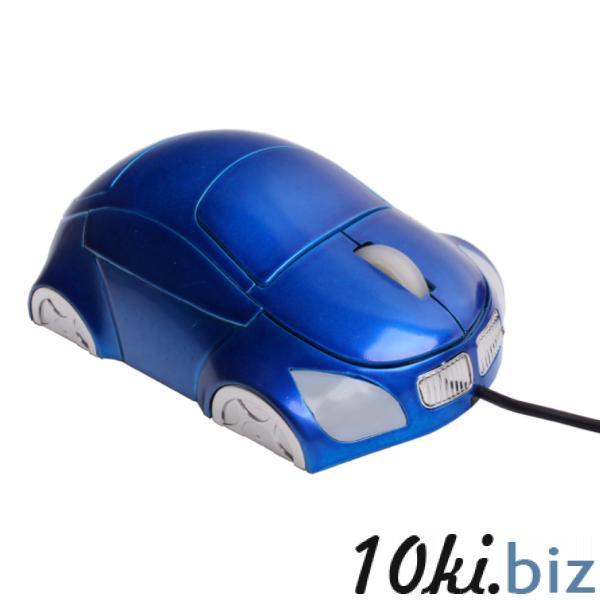 Проводная USB - мышь для компьютера, синего цвета - Компьютерные мыши и клавиатуры на Хмельницком рынке
