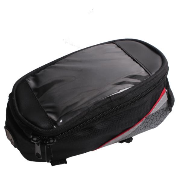 Велосипедная сумка с карманом для телефона (смартфона) с креплением на раму велосипеда, торговой марки Bicycle Gear, артикул: 8711252861906