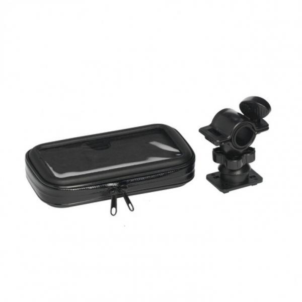 Велосипедный, влагозащитный, держатель-чехол телефона (смартфона), торговой марки Bicycle Gear, артикул: 871125290797