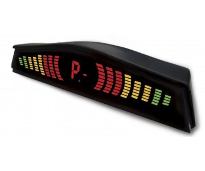 Парковочный радар (парктроник) для заднего бампера ST Premium ST-P4 black, Starlite