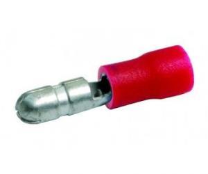 Фото Расходные материалы Разъем F1.25B (MPV1-156)  пулевого типа ЦЗ, сечение провода: 0,5-1,5 кв. мм, KSS