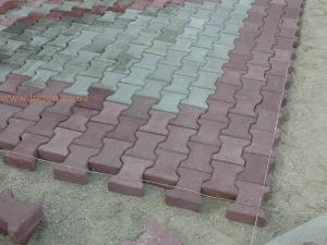 Фото  Тротруарная плитка с доставкой