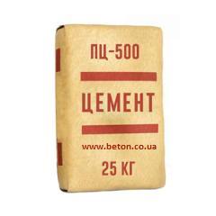 Цемент с доставкой по Днепру