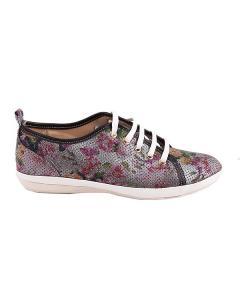 Фото Женщинам, Женская обувь, Женские кеды Кеды с цветочным принтом