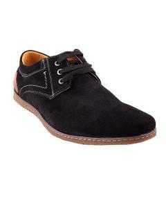 Фото Мужчинам, Мужская обувь, Мужские туфли Черные туфли– оксфорды
