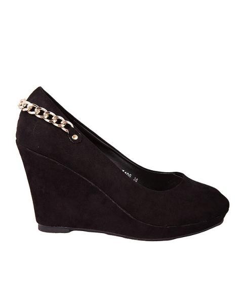 Туфли с цепочкой