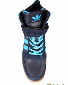 Фото Женщинам, Женская обувь, Женские кроссовки Кроссовки-сникерсы синие