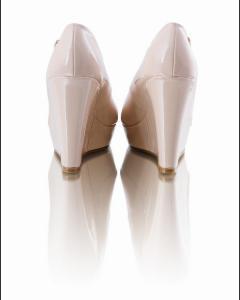 Фото Женщинам, Женская обувь, Женские туфли Лаковые туфли на танкетке