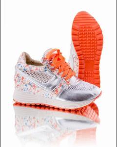 Фото Женщинам, Женская обувь, Женские кроссовки Кроссовки с цветочным принтом