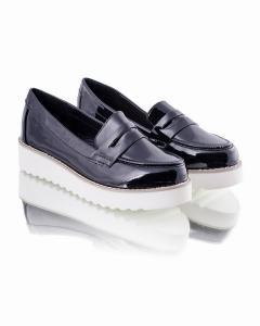 Фото Женщинам, Женская обувь, Женские туфли Лаковые туфли на платформе