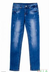 Фото Женщинам, Женская одежда, Женские джинсы Джинсы с протертостями