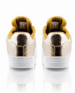 Фото Женщинам, Женская обувь, Женские кроссовки Кроссовки золотые
