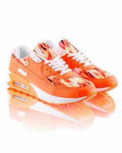 Фото Женщинам, Женская обувь, Женские кроссовки Кроссовки оранжевые