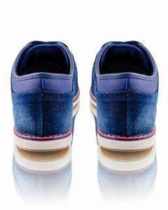 Фото Мужчинам, Мужская обувь, Мужские кеды Джинсовые кеды