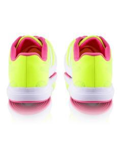 Фото Женщинам, Женская обувь, Женские кроссовки Кроссовки лимонные на шнуровке