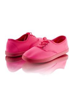 Фото Женщинам, Женская обувь, Женские кеды Кеды розовые на шнуровке