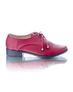 Фото Женщинам, Женская обувь, Женские туфли Туфли-оксфорды красные