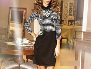 Фото Женщинам, Женская одежда, Платья, туники Платье 432842
