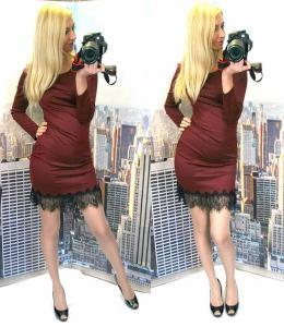 Фото Женщинам, Женская одежда, Платья, туники Платье 433134