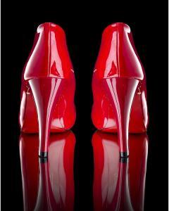 Фото Женщинам, Женская обувь, Женские туфли Красные лаковые туфли